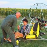 pilote ulm paramoteur